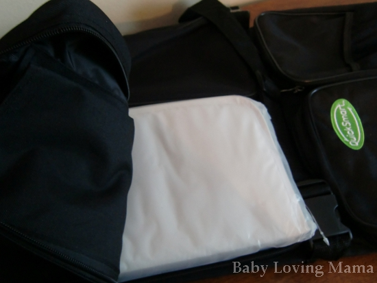 Quicksmart Travel Bassinet
