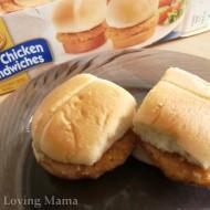 Tyson Mini Chicken Sandwiches: A Perfect Afternoon Snack #TysonGoodness #CBias