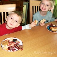 Tyson Mini Chicken Sandwiches: A Quick Lunch #TysonGoodness #CBias