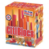 Citiblocs Hot Colors Building Blocks Set {Holiday Gift Guide} + Giveaway CLOSED