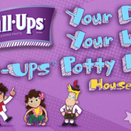 Get Excited for Potty Training with the Potty Dance Day House Party! {2 Day Giveaway}