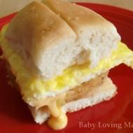Beat Breakfast Boredom with Tyson Mini Chicken Sandwiches #TysonGoodness #CBias