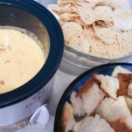 Famous Queso Dip Featuring VELVEETA® and RO*TEL® #velveetarotel