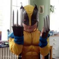 Wordless Wednesday – Is that Wolverine?