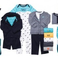 Getting Ready for Baby with Carter's Little Whale Collection {Giveaway} CLOSED