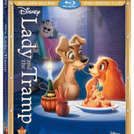 Spaghetti Dinner with Lady and the Tramp Diamond Edition {Giveaway} CLOSED