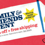 Lands' End Friends and Family Sale Today through February 28th!