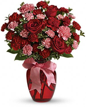 Valentines Day Floral Arrangements From Teleflora It Isnt Too