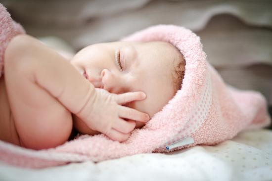Baby Girl istockphoto