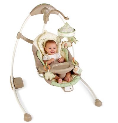 bright starts ingenuity swing