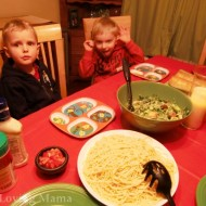 Ragú Asks: How do you get your kids to eat well? {$50 AMEX GC Giveaway} CLOSED