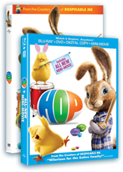 Get Ready for Easter with HOP on Blu-ray/DVD {Review +