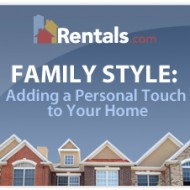 Add Your Personal Style to Your Home {$50 AMEX GC Giveaway} #familystyle CLOSED