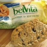 Starting My Day with belVita Breakfast Biscuits