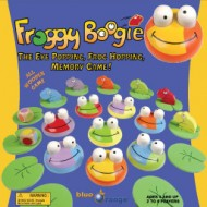 Celebrate Earth Day All Year Long with Blue Orange Games: Froggy Boogie {Review}