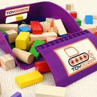 Picking Up Toys is a Breeze with the Toydozer {Review and Giveaway} CLOSED