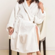 The Turkish Towel Company Waffle Terry Robe: A Perfect Mother's Day Gift {Review & Giveaway} CLOSED