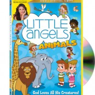 Little Angels Faith Based DVD Series {Review and Giveaway} CLOSED