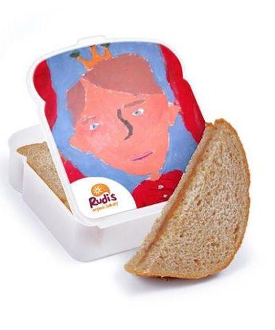 Rudi's Organic Bakery Offers FREE Child Art Sandwich Box & Art Kit {Giveaway}