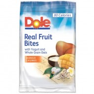 Snacking Made Easy with Dole Real Fruit Bites {Review and Giveaway} CLOSED