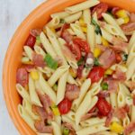 Bacon and Basil Pasta Salad Recipe