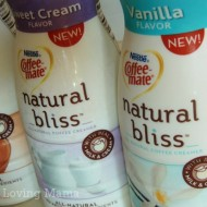 A Little Bit of Heaven with Coffee-mate Natural Bliss #NaturalBlissWM