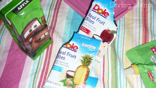 Dole Real Fruit Bites