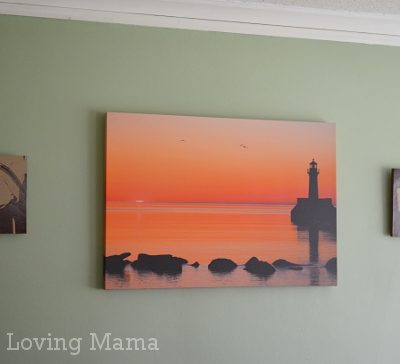 A New Look for My Living Room {Review & Giveaway} + Twitter Party #GalleryDirect CLOSED