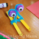 Get Crafty with Little Monsters {Craft Tutorial}