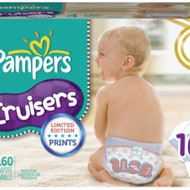 Pampers Presents Limited Edition USA Printed Diapers for Olympics {Giveaway} CLOSED