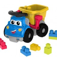 Steer-me Steve Dump Truck by Mega Bloks {Review and Giveaway} CLOSED