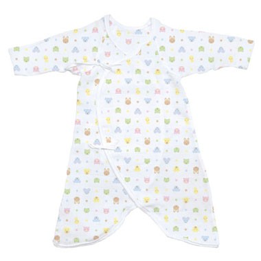 iplay Organic Muslin Baby Gown {Review and Giveaway} CLOSED