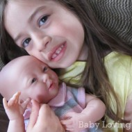 Remarkably Cute and Lifelike JC Toys Dolls {Review and Giveaway} CLOSED