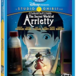 The Secret World of Arrietty Now Available on Blu-ray & DVD!