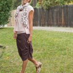 My Irresistible Fresh Produce Waterfall Skirt {Review}