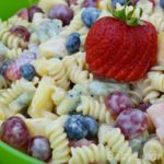 Fruit and Yogurt Pasta Salad Recipe