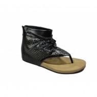 Feeling Cool in My LAMO Sheepskin Sandals {Review}