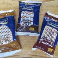 Mrs. Freshley's Products Made With Cinnabon Cinnamon {Review and Giveaway} CLOSED