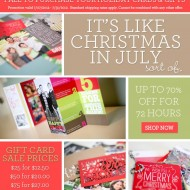Christmas in July with Paper Coterie & Major Savings!