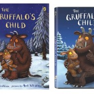 The Gruffalo's Child: Sequel to The Gruffalo Now on DVD {Review & Giveaway} CLOSED