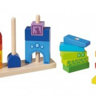 HABA Monster Bake and Rainbow House Pegging Game {Review and Giveaway} CLOSED