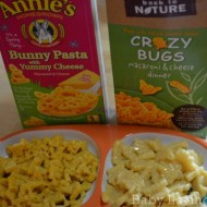 Back to Nature Mac & Cheese Taste Test Challenge #BackToNatureMac