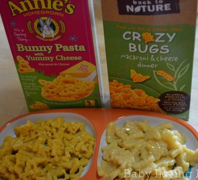 Back to Nature Mac & Cheese Taste Test Challenge #BackToNatureMac