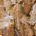 Easy Oven-Roasted Beef Brisket