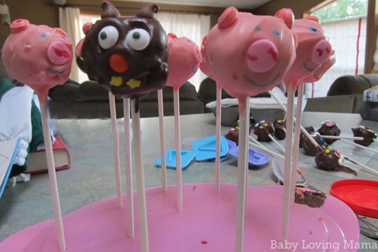 Ultimate Cake Pops Set By Bakerella