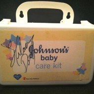 Moms Giving Back: JOHNSON'S® BABY CARES & Hilary Duff {Giveaway} CLOSED