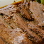 Easy Oven-Roasted Beef Brisket from Paula Deen