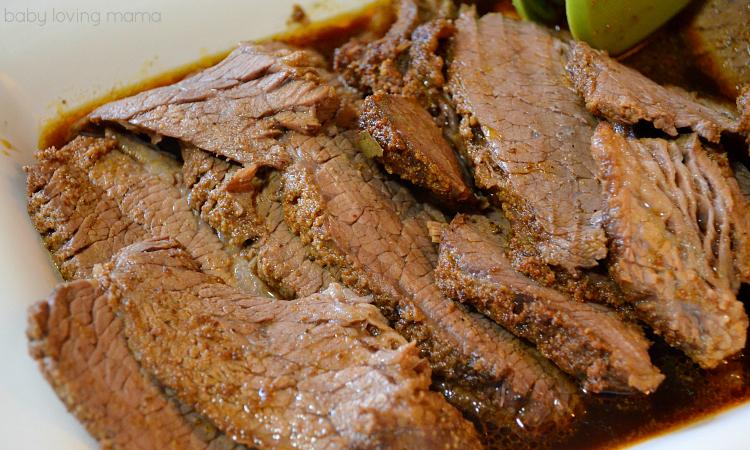 Juicy and Flavorful Beef Brisket