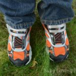 Pediped Washable Athletic Shoes Made with Ultra-Light Technology {Review}