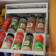 Organize Your Spices with the YouCopia SpiceStack {Review & Giveaway} CLOSED